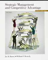 9780133127409-0133127400-Strategic Management and Competitive Advantage: Concepts and Cases (5th Edition)