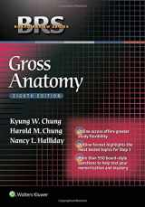 9781451193077-1451193076-BRS Gross Anatomy (Board Review Series)