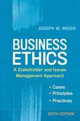 9781626561403-1626561400-Business Ethics: A Stakeholder and Issues Management Approach