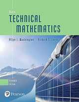 9780134437705-0134437705-Basic Technical Mathematics