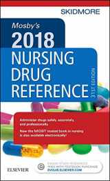 9780323531924-032353192X-Mosby's 2018 Nursing Drug Reference (Skidmore Nursing Drug Reference)