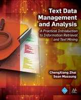 9781970001167-197000116X-Text Data Management and Analysis: A Practical Introduction to Information Retrieval and Text Mining (ACM Books)