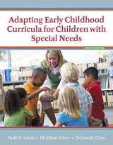 9780133827125-0133827127-Adapting Early Childhood Curricula for Children with Special Needs, Loose-Leaf Version (9th Edition)
