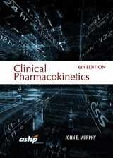 9781585285365-1585285366-Clinical Pharmacokinetics