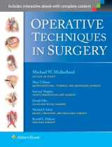 9781451186314-1451186312-Operative Techniques in Surgery (2 Volume Set)