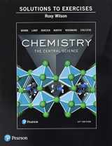 9780134552248-0134552245-Solutions Manual to Exercises for Chemistry: The Central Science
