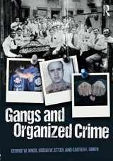 9781138614772-1138614777-Gangs and Organized Crime