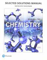 9780134460673-0134460677-Selected Solutions Manual for Chemistry: Structure and Properties