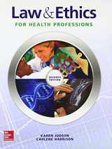 9780073513836-0073513830-Law & Ethics for Health Professions