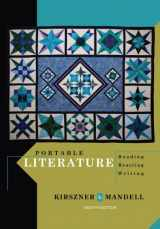 9781111839048-1111839042-Portable Literature: Reading, Reacting, Writing