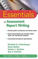 9780471394877-0471394874-Essentials of Assessment Report Writing