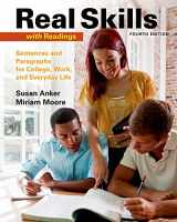 9781457698187-1457698188-Real Skills with Readings: Sentences and Paragraphs for College, Work, and Everyday Life