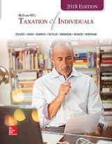 9781260008852-1260008851-McGraw-Hill's Taxation of Individuals 2018 Edition
