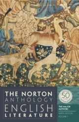 9780393919646-0393919641-The Norton Anthology of English Literature, The Major Authors (Ninth Edition) (Vol. 1)