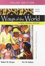 9781319113247-1319113249-Ways of the World: A Brief Global History, Value Edition, Volume II
