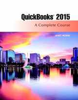 9780134325903-0134325907-QuickBooks 2015: A Complete Course & Access Card Package