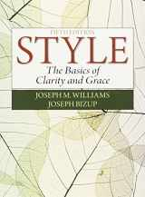 9780321953308-0321953304-Style: The Basics of Clarity and Grace