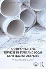 9781498738033-1498738036-Contracting for Services in State and Local Government Agencies (Public Administration and Public Policy)
