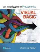 9780135416037-0135416035-Introduction to Programming Using Visual Basic (11th Edition)