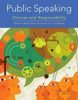 9781305261648-130526164X-Public Speaking: Choices and Responsibility