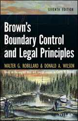 9781118431436-111843143X-Brown's Boundary Control and Legal Principles