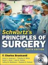 9780071796750-0071796754-Schwartz's Principles of Surgery, 10th edition (DVD Included)