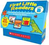 9780545223027-0545223024-First Little Readers: Guided Reading Level B: A Big Collection of Just-Right Leveled Books for Beginning Readers