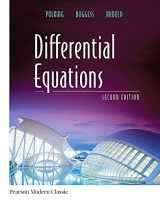 9780134689586-0134689585-Differential Equations (Classic Version) (2nd Edition) (Pearson Modern Classics for Advanced Mathematics Series)