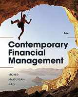 9781337090582-1337090581-Contemporary Financial Management (MindTap Course List)