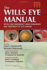 9781451109382-1451109385-The Wills Eye Manual: Office and Emergency Room Diagnosis and Treatment of Eye Disease