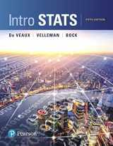 9780134210230-0134210239-Intro Stats Plus MyLab Statistics with Pearson eText -- 24 Month Access Card Package