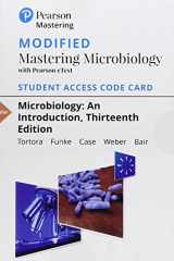 9780134707310-0134707311-Modified Mastering Microbiology with Pearson eText -- Standalone Access Card -- for Microbiology: An Introduction (13th Edition)
