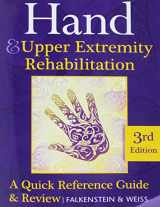 """9780988460607-0988460602-Hand and Upper Extremity Rehabilitation: A Quick Reference Guide and Review 3rd Edition """"Purple Book"""" Published 2013"""