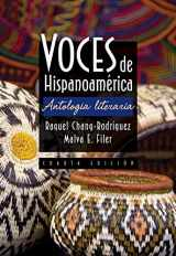 9781111837921-1111837929-Voces de Hispanoamerica (World Languages)