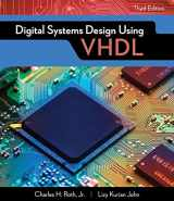 9781305635142-1305635140-Digital Systems Design Using VHDL (Activate Learning with these NEW titles from Engineering!)