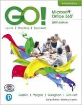 9780135417812-0135417813-GO! with Microsoft Office 365, 2019 Edition Introductory