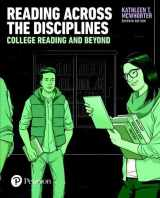 9780134397108-013439710X-Reading Across the Disciplines (McWhorter Reading & Writing Series)
