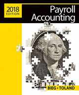 9781337291057-1337291056-Payroll Accounting 2018 (with CengageNOWv2, 1 term Printed Access Card)