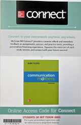 9781259899768-1259899764-Connect Access Card for Communication Matters 3rd Edition