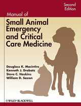 9780813824734-0813824737-Manual of Small Animal Emergency and Critical Care Medicine