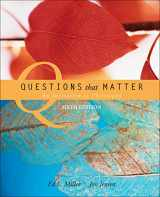 9780073386560-0073386561-Questions that Matter: An Invitation to Philosophy