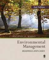 9781412958493-1412958490-Environmental Management: Readings and Cases, 2nd Edition