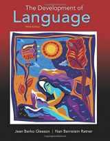 9780134161143-0134161149-Development of Language, The