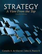 9780132145626-0132145626-Strategy: A View From The Top