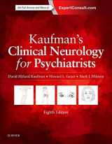 9780323415590-0323415598-Kaufman's Clinical Neurology for Psychiatrists (Major Problems in Neurology)