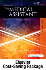 9780323445986-0323445985-Kinn's The Medical Assistant - Text, Study Guide and Procedure Checklist Manual Package