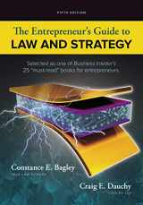 9781285428499-1285428498-The Entrepreneur's Guide to Law and Strategy