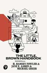 9780134759722-0134759729-The Little, Brown Handbook (14th Edition)