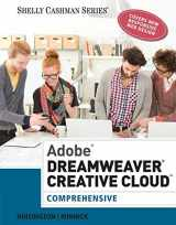 9781305267220-1305267222-Adobe Dreamweaver Creative Cloud: Comprehensive (Stay Current with Adobe Creative Cloud)