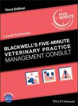 9781119442547-1119442540-Blackwell's Five-Minute Veterinary Practice Management Consult (Blackwell's Five-Minute Veterinary Consult)
